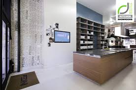 Kitchen Showroom Design Kitchen Showrooms Pedini Kitchen Showroom New York City Retail