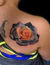 15 best real rose tattoo images on pinterest tattoo artists