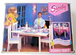 barbie dining room set 12 best sindy furniture images on pinterest sindy doll childhood
