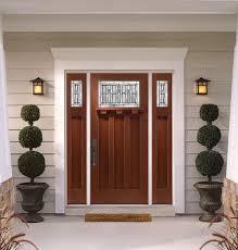 fiberglass front doors with glass 23 best masonite exterior doors images on pinterest exterior