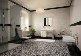 Amazing Modern Bathrooms Top Modern Bathroom Floor Tile Amazing Modern Bathroom Floor Tile
