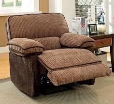 Fabric Recliner Armchair Atlantic Fabric Dual Recliner Sofa