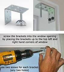 How To Put Up Blinds Diy Installation Blinds Mu