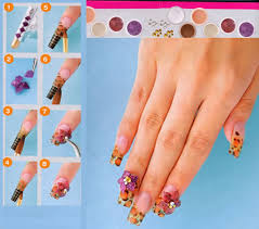 beauty and nail tips a focus on nail art 13