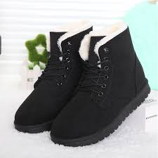 womens winter boots for sale sale boots warm winter boots shoes lace up fur