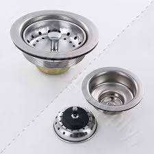 Kitchen Sink Strainer Selection Of Basket Strainers For Kitchen And Bar Sinks