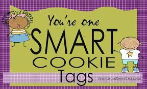 it u0027s written on the wall 18 fun tags you u0027re one smart cookie