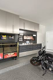 garage workbench and cabinets garage workbench ideas garage and shed contemporary with beige
