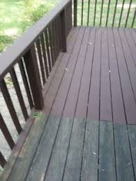 solid deck stain oil based try cabot solid in cinnamon house