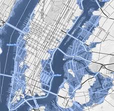 Downtown Manhattan Map Lower Manhattan Musings On Maps