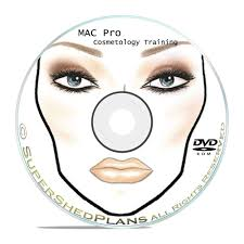 1800 makeup face charts mac pro bible cosmetics manual training