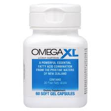 amazon com omegaxl all natural omega 3 supplement 60 count all
