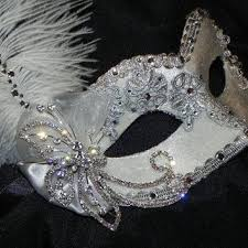 silver masquerade masks for women best silver lace masquerade masks products on wanelo