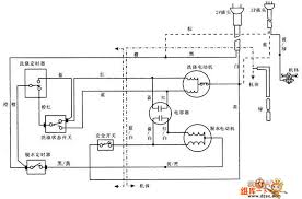 panasonic na1900 washing machine circuit basic circuit circuit