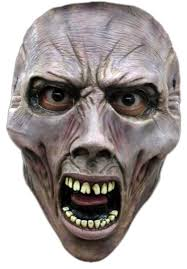 scream halloween mask wwz scream zombie mask world war z mask escapade uk