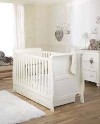 Silver Cross Nostalgia Sleigh Cot Bed Mee Go Sleep Cot Bed