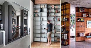 bookcase secret bookcase door kit uk 4 house on penobscot bay