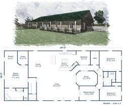 Best  Metal House Plans Ideas On Pinterest Small Open Floor - Steel building home designs