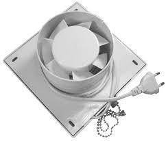 Inch Extractor Exhaust Fan Window Wall Kitchen - Bathroom fan window 2