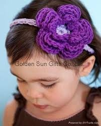 crochet flower headband chic flower headband crochet pattern 25 best ideas about crochet
