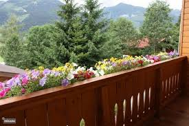 balcony planters u2013 adorable and easy balcony decorating ideas