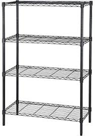 Heavy Duty Garage Shelving by Amazon Com Langria 5 Tier Storage Rack Storage Shelf Wire