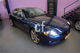 used maserati quattroporte used maserati cars spain