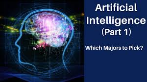 artificial intelligence research and which majors to pick youtube