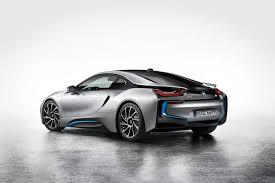 hybrid cars bmw new bmw i8 hybrid sports car priced from 135 700 in u s