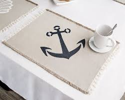 nautical placemats nautical placemats nautical placemats