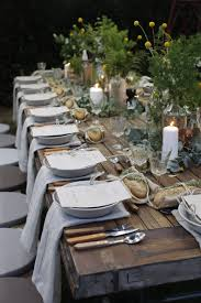 Gorgeous Garden Party With Lzf Ls Outdoor Dining Rustic Garden