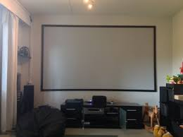 living room projector in living room images projector tv in