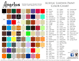 acrylic leather paints for all your customizing needs