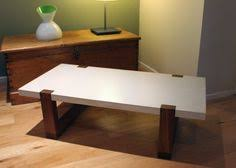 concrete and wood coffee table polished concrete and walnut coffee table projects floatdesign co