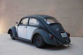 volkswagen tamiya tamiya vw beetle 1966 1 24 ready for inspection vehicles