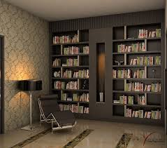 decorative wall decals in elegant reading nook design with home