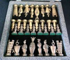 chess set war of 1812 chess set handmade on etsy custom themed