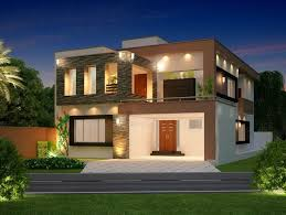 Front Home Design Modern Homes Latest Exterior Designs Small House
