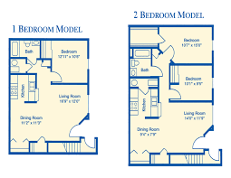 home design studio 1 amp 2 bedroom floor plans city plaza