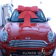 car ribbon bridal car decoration wedding car decoration ribbons for