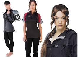 Katniss Everdeen Costume Katniss Everdeen Costumes The Daily Fig