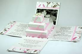 Wedding Invitations Brisbane Glamorous Explosion Box Wedding Invitation 67 About Remodel Cheap