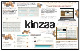 Kinzaa Resume Aplicaciones Web Kinzaa