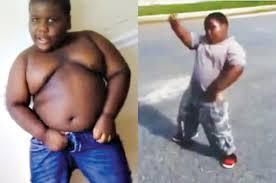 Fat Black Kid Meme - vine star terrio is 6 and this wasn t his idea vulture