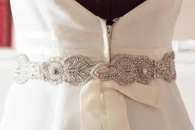 bridal belt bridal belt deco 29 inches