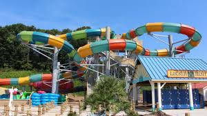 Six Flags Water Parks Hurricane Harbor Opens At Six Flags Over Georgia Video