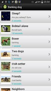 boxer dog noises barking dog sounds android apps on google play