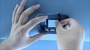 2003 honda accord interior lights diy 2013 2014 2015 honda accord led interior update