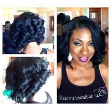 bob sew in hairstyle layered bob sew in weave intended for elegance nett salon