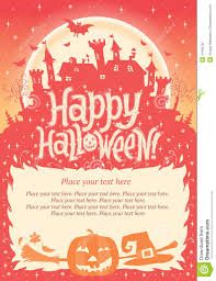 halloween kids background happy halloween halloween poster card or background for